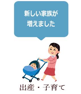 出産・子育て